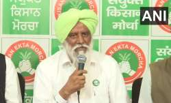 Bhartiya Kisan Union leader Balbir S Rajewal says We'll send teams to poll-bound states- India TV Paisa