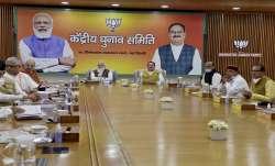 प.बंगाल विधानसभा चुनाव: आज आ सकती है बीजेपी उम्मीदवारों की पहली लिस्ट, 60 उम्मीदवारों के नाम तय- India TV Paisa