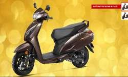 Honda Activa पर कंपनी का सबसे बड़ा ऑफर, 'मुफ्त' में घर ले जाने का मौका- India TV Paisa
