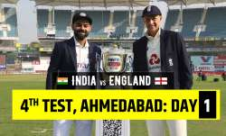 IND vs ENG live score India vs England 4th Test 2021 ball by ball updates from Narendra Modi Stadium- India TV Paisa