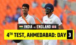 India vs England 2021 live cricket score 4th test day 3 ball by ball match updates from Narendra Mod- India TV Paisa
