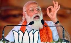 'दोस्तों के लिए काम' करने के आरोप पर पहली बार बोले PM मोदी, कहा- 'करता हूं, करता रहूंगा'- India TV Paisa