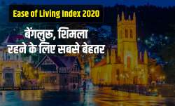 Ease of Living Index 2020- India TV Paisa