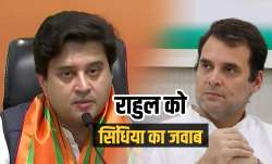 Wish he was as concerned earlier as he is now Jyotiraditya Scindia hits back at Rahul Gandhi- India TV Paisa