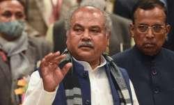 कृषि कानूनों में संशोधन को तैयार सरकार, राजनीति कर रहा है विपक्ष: नरेंद्र सिंह तोमर- India TV Paisa