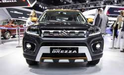 Maruti Suzuki Brezza crosses sales of 6 lakh units, - India TV Paisa