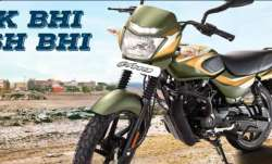 Bajaj Auto launches Bajaj CT110X priced at Rs 55,494- India TV Paisa