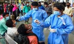 देश में कोरोना का बड़ा विस्फोट, 24 घंटे में दो लाख से ज्यादा मामले आए, 1038 मरीजों की मौत- India TV Paisa