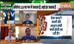 Coronavirus prevention is best formula double masking important 'कोरोना से बचने का नंबर बन फॉर्म्यूल- India TV Paisa