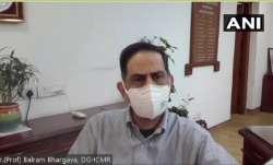 Dr. Balram Bhargava, ICMR DG- India TV Paisa