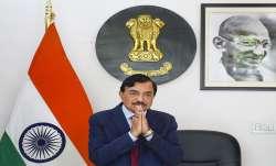 मुख्य चुनाव आयुक्त सुशील चंद्रा- India TV Paisa