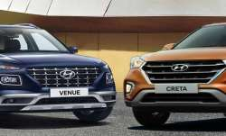 Hyundai crosses 10 lakh sales mark for SUVs creta and venue in India | Hyundai ने भारत में हासिल किय- India TV Paisa