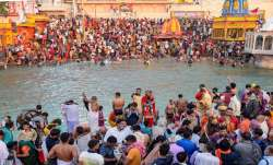 1,701 people tested positive for COVID-19 in Haridwar Kumbh Mela area from April 10 to 14: Officials- India TV Paisa
