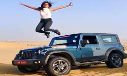 Mahindra Thar  set record, crosses 50k booking mark in six month of launch- India TV Paisa