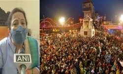 people coming from kumbh to mumbai will be quarantined at hotel govt will not bear expense says mumb- India TV Paisa