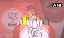 पीएम मोदी ने कूचबिहार हिंसा पर दुख जताया, कहा-टीएमसी के गुंडों की बौखलाहट बढ़ती जा रही है- India TV Paisa