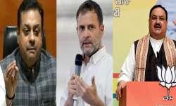 क्या कांग्रेस नेताओं ने 'मित्र' अस्पतालों में ब्लॉक किए थे बेड? BJP ने लगाया आरोप- India TV Paisa