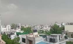 दिल्ली-एनसीआर में छाए घने बादल, बारिश के साथ आंधी की आशंका- India TV Paisa