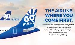 GoAir rebrands as Go First, files draft papers for Rs 3,600 crore IPO- India TV Paisa
