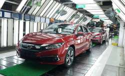 Honda Cars advances maintenance shutdown of manufacturing plant amid COVID surge- India TV Paisa