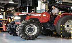 Mahindra launches M-Protect COVID plan to safeguard farmers- India TV Paisa