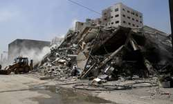 इजराइल के हमले में 26 लोगों की मौत, गाजा सिटी में कई इमारतें जमींदोज- India TV Paisa