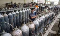 झारखंड: हजारीबाग मेडिकल कॉलेज से 186 ऑक्सीजन सिलेंडर और रेगुलेटर गायब- India TV Paisa