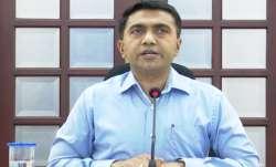 Pramod Sawant, Goa CM - India TV Paisa