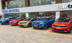 Tata Motors to hike passenger vehicle prices from May 8- India TV Paisa