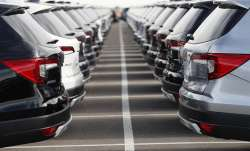 vehicle registrations in India slips 30 pc to 1,52,71,519 units in 2020-21- India TV Paisa