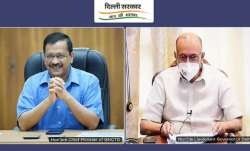 Delhi CM Kejriwal and Lt Governor Anil Baijal Meet Over Possible COVID-19 3rd Wave- India TV Paisa