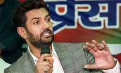 Chirag Paswan removed as Lok Janshakti Party Chief- India TV Paisa