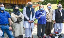 Most leaders invited for PM Modi's Thursday meet on JK reach Delhi- India TV Paisa