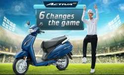 Honda Activa 125, Honda Activa 6G पर शानदार ऑफर, सस्ते में घर ले जाने का मौका- India TV Paisa