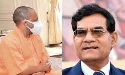 योगी आदित्यनाथ के नेतृत्व में UP का चुनाव लड़ेगी BJP, PM मोदी के करीबी एके शर्मा का बयान- India TV Paisa