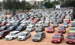Passenger vehicle sales in India dip 66 pc in May says SIAM- India TV Paisa