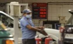 Petrol diesel price today Petrol prices crosses 100 mark in mumbai bhopal ladakh check delhi other c- India TV Paisa