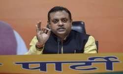 BJP leader Sambit Patra dismisses Congress' claim on Covaxin- India TV Paisa