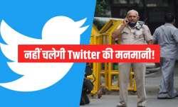 twitter safe harbour provision Ravishankar Prasad says rule of law is the bedrock of Indian society - India TV Paisa