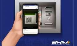 BHIM एप की मदद से ATM से...- India TV Paisa