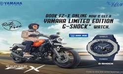 Yamaha ने FZ-X की पेशकश की, एक्स-शो रूप कीमत 116800 रुपए से शुरु- India TV Paisa