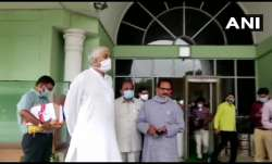 Congress has facing problems in Chhattisgarh as Health Minister TS Singh Deo walks out of the Assemb- India TV Paisa