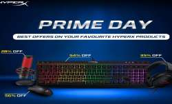 Amazon Prime Day Sale: HyperX ने गेमिंग हेडसेट, कीबोर्ड, माउस, माइक्रोफोन पर जबरदस्त डिस्काउंट का ऐल- India TV Paisa