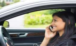Traffic Challan big news talking on phone like this while driving will not attract fine Ministry of - India TV Paisa