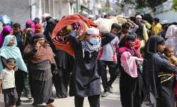 9 Rohingyas arrested from Railway station Agartala Deodhar Express heading towards kashmir रेलवे स्ट- India TV Paisa