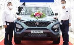 Tata Motors rolls out 10,000th unit of new Safari- India TV Paisa