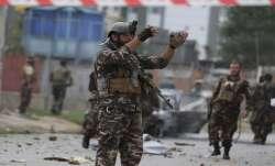 Rocket attack on Kandhar Airport Afghanistan अफगानिस्तान के कंधार एयरपोर्ट पर राकेट से हमला- India TV Paisa