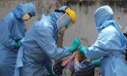 Covid 19: पिछले 24 घंटे में 30,549 नए मामले आए, 422 लोगों की मौत- India TV Paisa