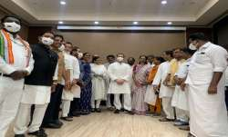 AAP BSP stay away from Rahul Gandhi Breakfast meeting राहुल संग नाश्ता कर रहे है विपक्षी सांसद, AAP - India TV Paisa