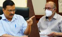 कोरोना: LG ने अधिकारियों के साथ की बैठक तो बिफर गए केजरीवाल- India TV Paisa
